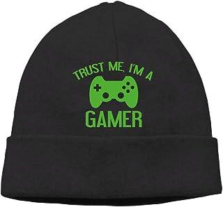 Sdltkhy Beanie Hat Trust Me, Im A Gamer Skull Knit Gorra for Men ...