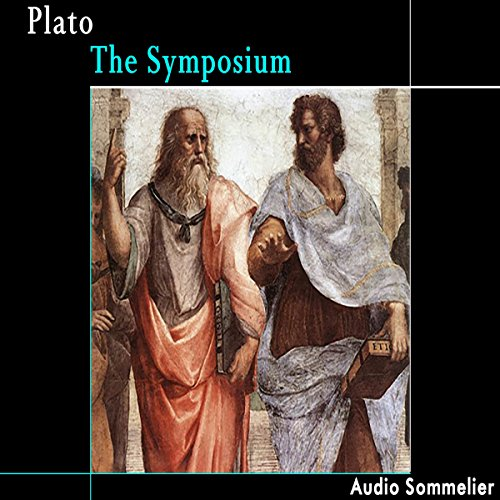 The Symposium audiobook cover art