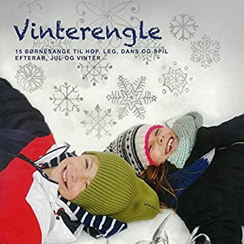 Vinterengle - 15 børnesange til hop, leg, dans og spil - Efterår, jul og vinter