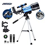 Aomekie Telescope for Adults Astronomy Beginners 700mm Focal Length 234X Magnification Travel Scope...