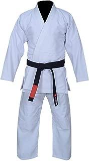 Twister Challenge Brazilian Jiu Jitsu Gi/BJJ Gi Grappling Preshrunk Pearl Weave 475gram 100% Cotton