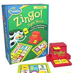 Trusted by Families Worldwide - With over 50 million sold, ThinkFun is the world's leading manufacturer of brain games and mind challenging puzzles Develops critical skills – Perfect for pre-readers and early readers, teaches recognition of essential...