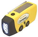 SolaDyne Radio and Flashlight