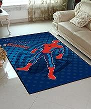 "Athom Trendz Marvel Spider Man Polyester Carpet - 36""x60"", Violet"