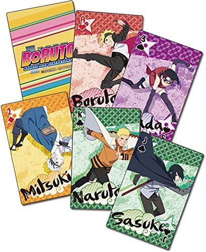 Boruto Naruto nextt Generations neu lizenziert offiziell Spielkarten