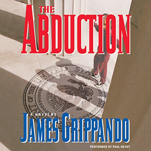 The Abduction audiobook cover art