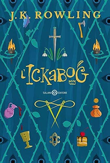 L`ickabog (italiano) copertina rigida- salani editore 978-8831006705