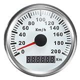 ELING compteur de vitesse GPS universel compteur kilométrique 200KM/H...