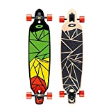 Osprey Shapes Longboard Mixte Adulte, Multicolore