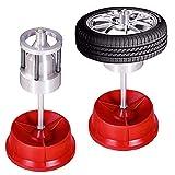MXBIN Tragbare Naben Räder Reifenwuchtmaschine Wasserwaage Hochleistungsfelge Autoreifen Auswuchtmaschine Autoreifen