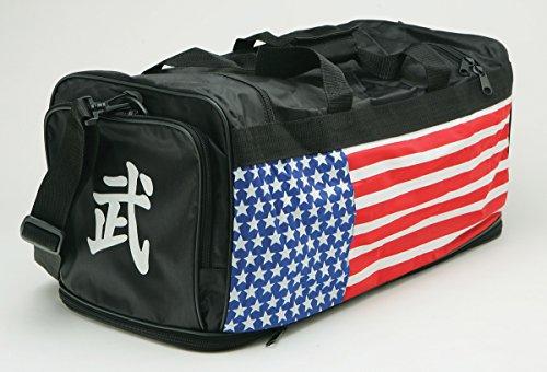 Expandable Martial Arts Bag, Taekwondo , Karate, MMA Equipment Bag, 14.5