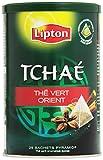 Lipton Tchaé Thé Vert Orient 25 Sachets