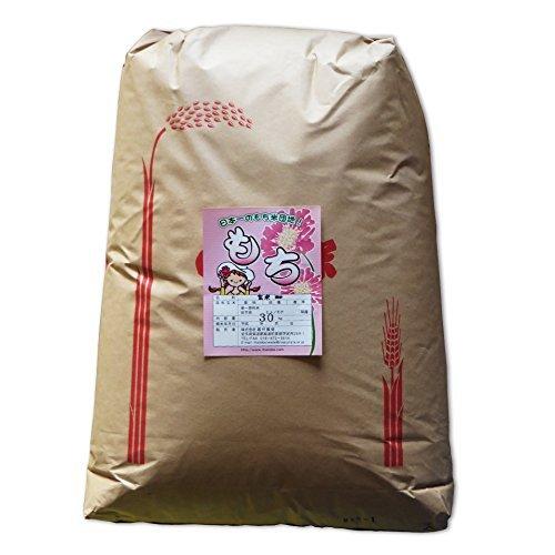 もち米 ヒメノモチ 30kg 玄米 岩手県産 暮坪米 2年産(生産者直売)