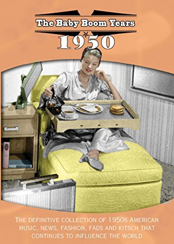 Baby Boom Years: 1950 by Various
