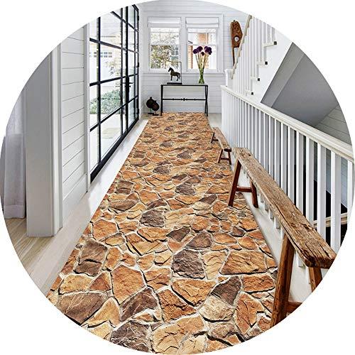 Tappeti Runner Tappeto Passatoia al Metro Entrata Casa Corridoio Moderno Adatto per Cucina E Bagno Antiscivolo (Color : F, Size : 100x300cm)