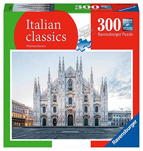 Ravensburger Milano Puzzle 300 Pezzi XXL, Multicolore, 16399