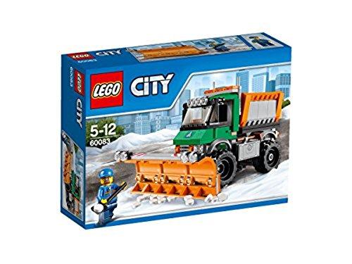 LEGO City Great Vehicles 60083 - Spazzaneve