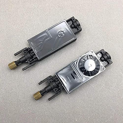 Accesorios de impresora 10PCS DX5 Amortiguador de tinta UV apto para Mimaki JV33 JV5 CJV150 Compatible con Epson TX800 XP600 Eco Solvent Plotter Printer UV Ink Dumper Wit Connector (Color: Damper)