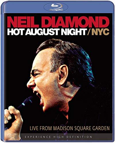 Neil Diamond - Hot August Night/NYC [Blu-ray]