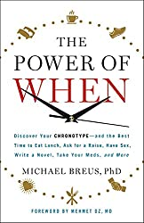 the Power of When by Dr. Michael Breus, PhD