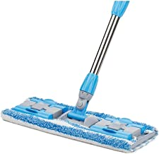 RYDQH Microfiber Hardwood Floor Mop Reusable Flat Mops Cloths/Pads, for Wet or Dry Floor Cleaning