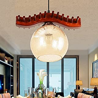 Chinese Chandeliers Retro Solid Wood Antique Lamps