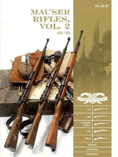 Mauser Rifles- 1918–1945: G.98, K.…