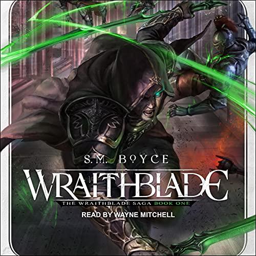 Wraithblade cover art