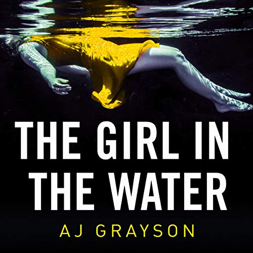 The Girl in the Water cover art