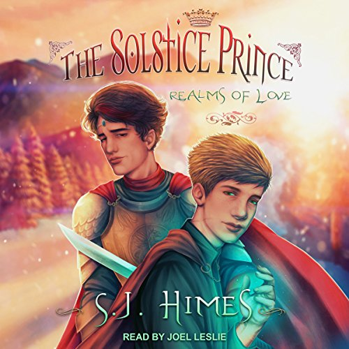 The Solstice Prince cover art