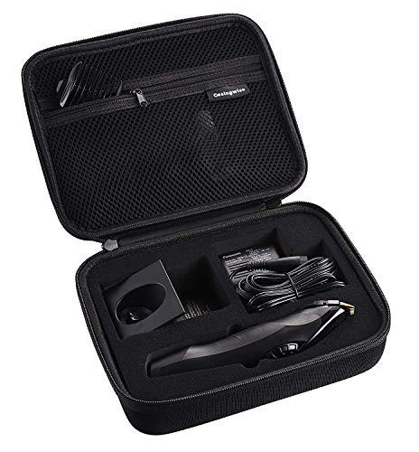 Casingwise Tasche geeignet für Panasonic ER-DGP82 und ER-GP80. Premium Hard Case Hülle für optimalen Schutz bei Transport und Reisen.