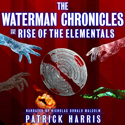 The Waterman Chronicles audiobook cover art