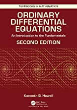 Ordinary Differential Equations: An Introduction to the Fundamentals (Textbooks in Mathematics)