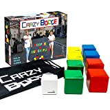Crazy Bocce Ball Set. Indoor and Outdoor Family Fun for Everyone. A...