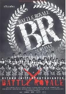 Movie Posters Battle Royale - 11 x 17