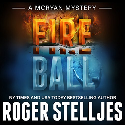 Fireball audiobook cover art
