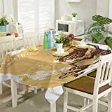 "Best SE Grain Mills - KaMiao Oblong Tablecloth Antique Mill Sketch Art 60""x102"" Review"