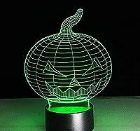 3Dファントムライト7色3DビジョンLed子供ナイトライトタッチUSBテーブルデコレーションテーブルライトナイトライトスポーツライト