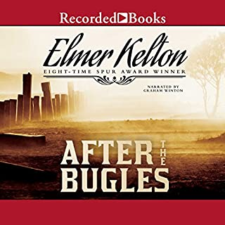 After the Bugles audiobook cover art