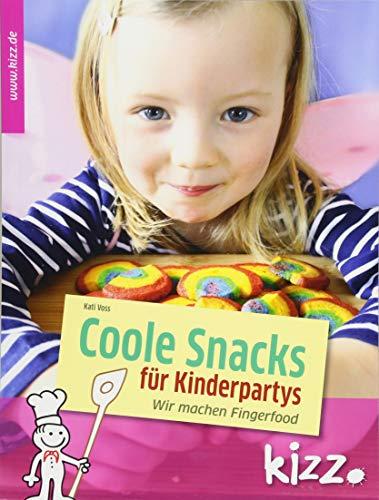 Coole Snacks für Kinderpartys: Wir machen Fingerfood