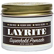 Layrite Layrite Superhold Pomade, 120 g, SUPERHOLD0401