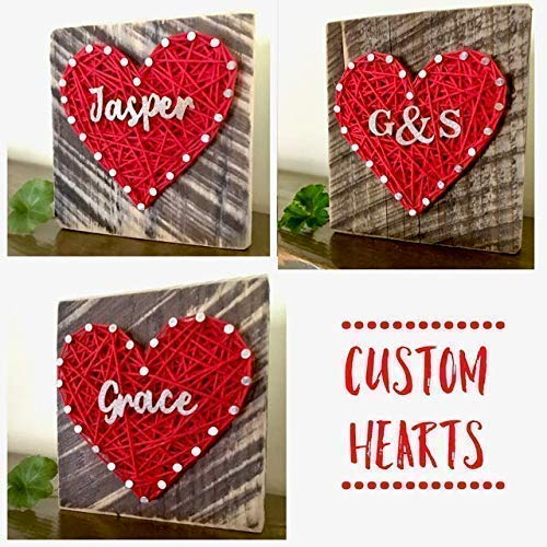 Custom heart sign and gift. keepsake Personalized Kids nam 5% OFF Super special price
