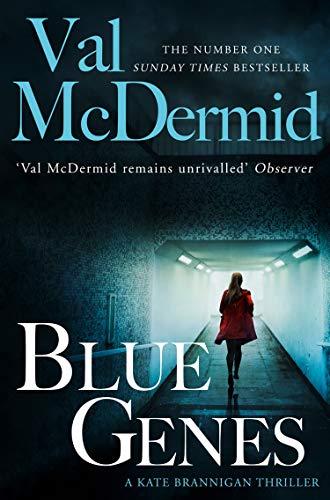 Blue Genes (PI Kate Brannigan, Book 5) (English Edition)