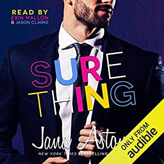 Sure Thing audiobook cover art
