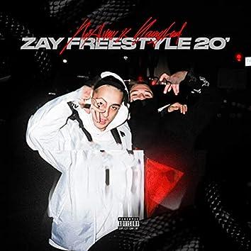 Zay Freestyle 20'