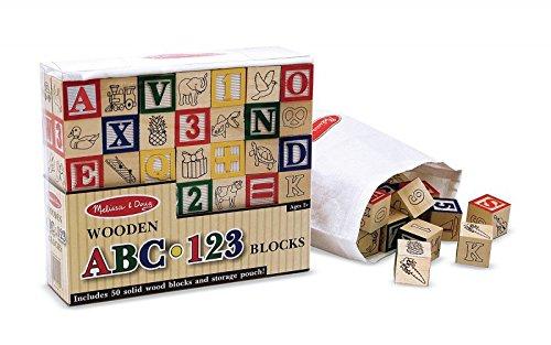 ABC\123 Wooden Blocks