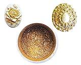 Gold Highlighter Dust 6grams for Cake Decorating. Polvo Oro Highlighter. Shine Highlighter for Dusting. Sunflower Sugar Art