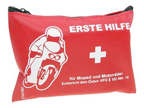 Erste-Hilfe-Set/Verbandskissen für Roller, Moped, Motorrad