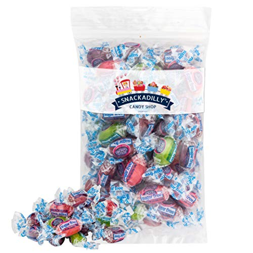 Jolly Rancher 'Sugar Free' Hard Candy - Delicious 7.5 oz Bag of Assorted Fruit Flavors - Packed by...