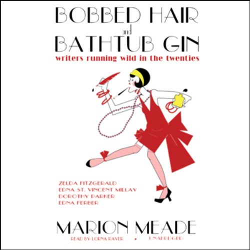 Bobbed Hair and Bathtub Gin cover art